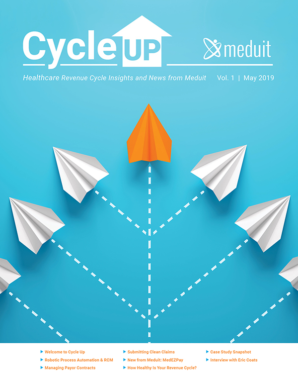Mediut Newsletter Cover
